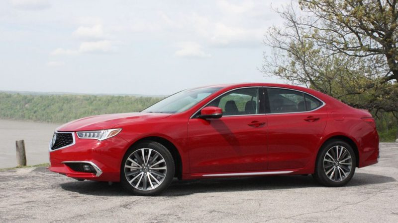 2018 acura tlx release date price and specs roadshow