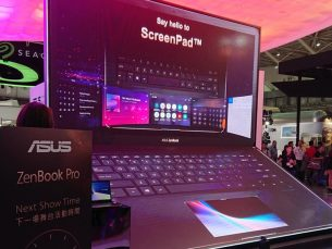 ASUS replaces touchpad with touchscreen: Can it raise productivity for professionals?