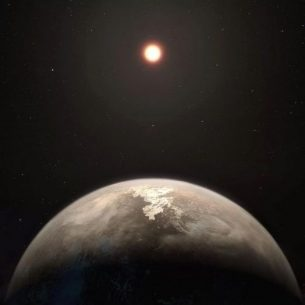 regional alien planet could be in a position to assisting life