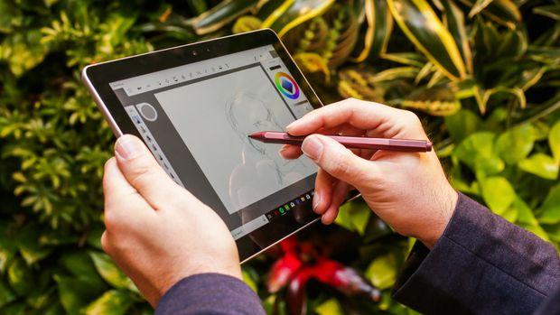 Resultado de imagen para Microsoft Surface Go 10
