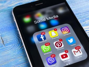 The three riskiest apps present in the business
