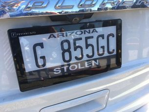 Digital license plates now a choice for Arizona drivers